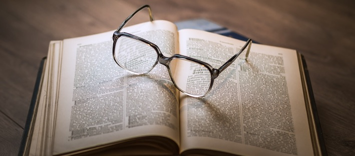 Gutes Sehen ab 40 mit einer Gleitsichtbrille